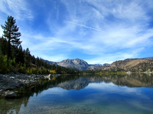 June Lake, June Lake Loop, California