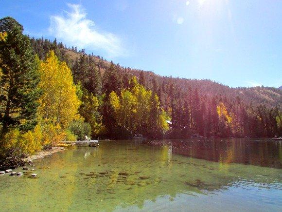 Gull Lake, June Lake Loop, California