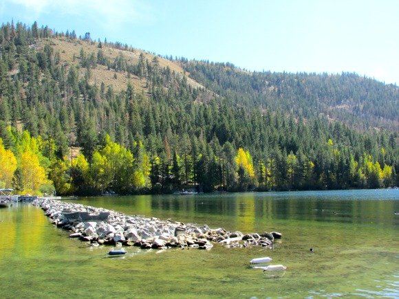 Gull Lake, June Lake Loop, California