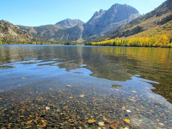 Silver Lake, June Lake Loop, California