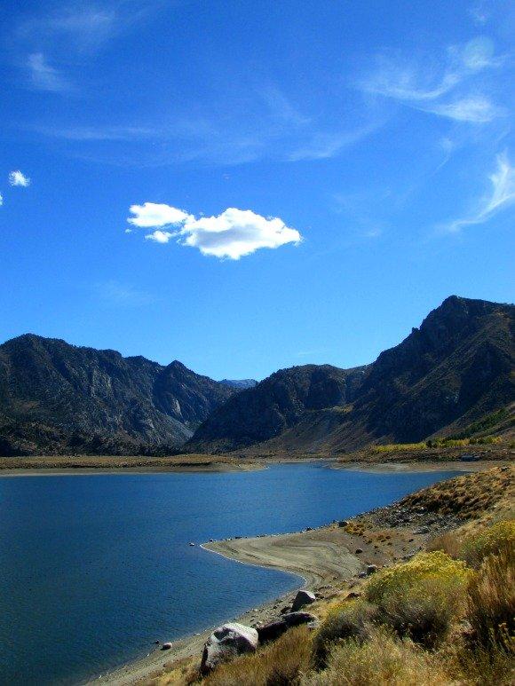 Grant Lake, June Lake Loop, California