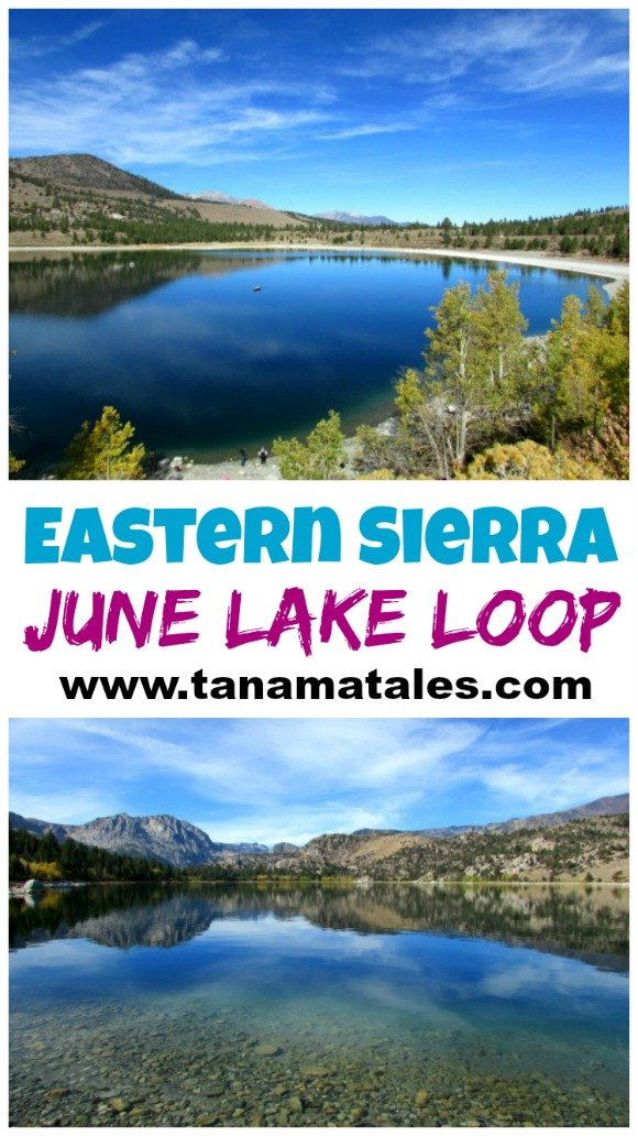Take a look at the amazing spots to visit on June Lake, Eastern Sierra, California. The area has 4 lakes accessible by road and many more accessible by trail.