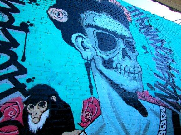 street art in Dallas