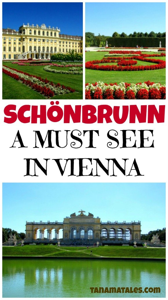 Schonbrunn Palace: A Must See or Top Sight in Vienna, Austria
