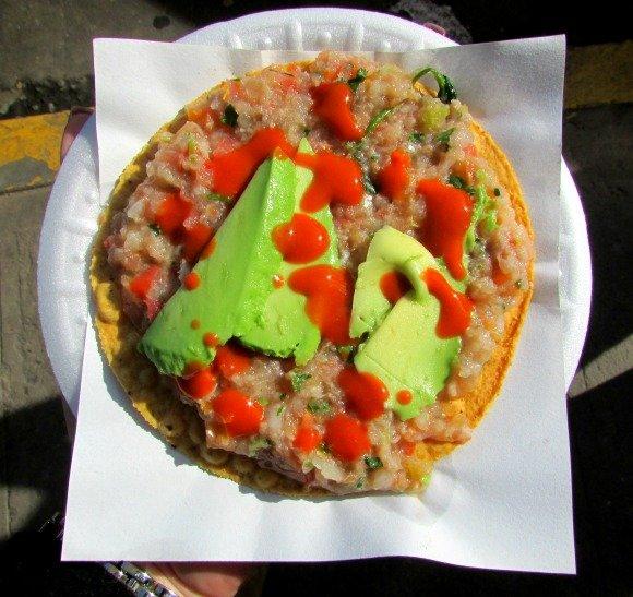 Tostada, Ensenada, Baja California