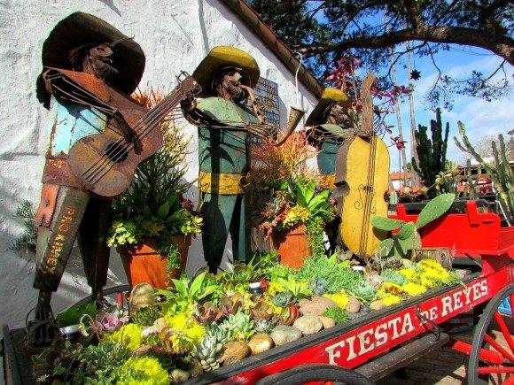 Old Town, San Diego, California