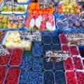 Vienna Market, One day in Vienna , Naschmarkt, Largest Outdoor Market in Vienna, Austria