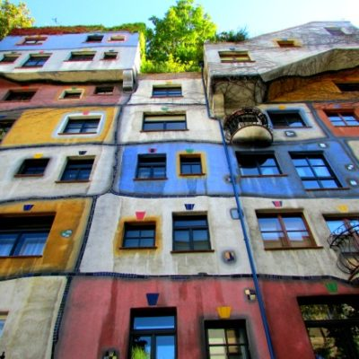 Hundertwasserhaus: Explosion of Color in Vienna