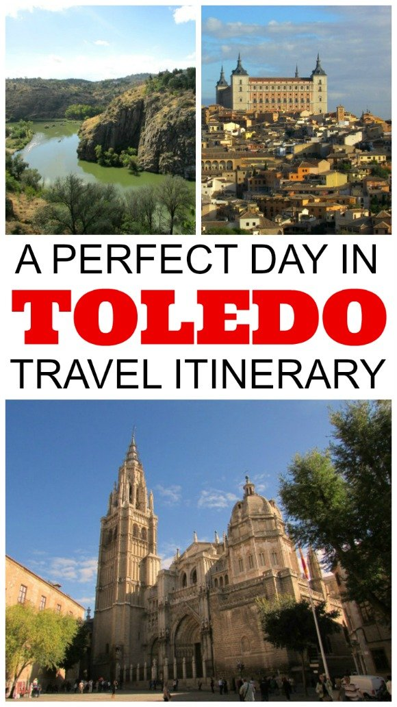 Toledo, the City of Three Cultures, makes a perfect day trip from Madrid. Here are some recommendations on what to see and how to make the most of your day.