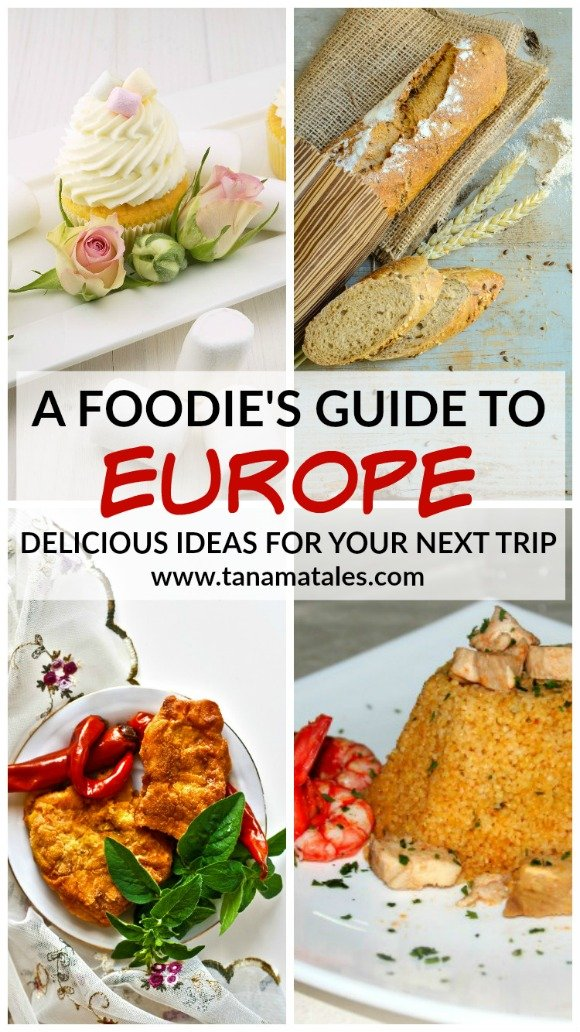 Foodie's Guide to Europe