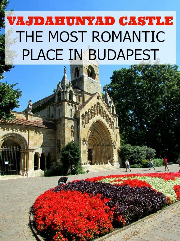 Vajdahunyad Castle, the most romantic place in Budapest, was built as part of the millennial exhibition which celebrated the 1,000 years of Hungary