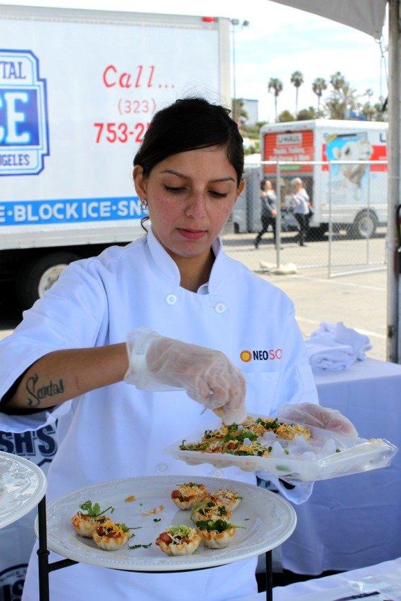 Latin Food Fest Los Angeles, Santa Monica, California