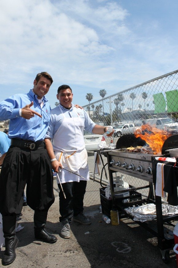Latin Food Fest Los Angeles, Santa Monica, California