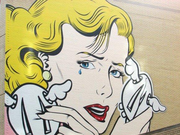 Where to find street art in Manhattan, SOHO, NYC