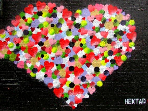 Where to find street art in Manhattan, East Village, NYC