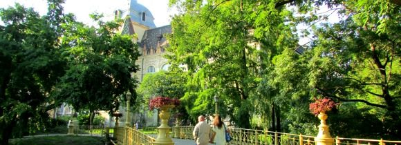 The Most Romantic Place in Budapest: Vajdahunyad Castle