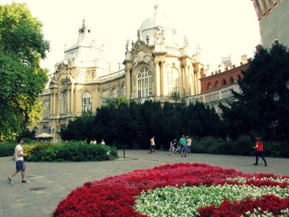 Vajdahunyad Castle, The most romantic place in Budapest, Hungary