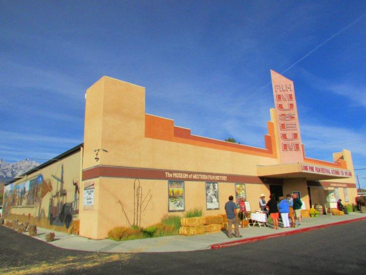 Lone Pine Film Museum, California