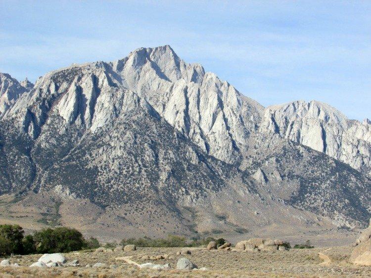 Alabama Hills, Eastern Sierra, California