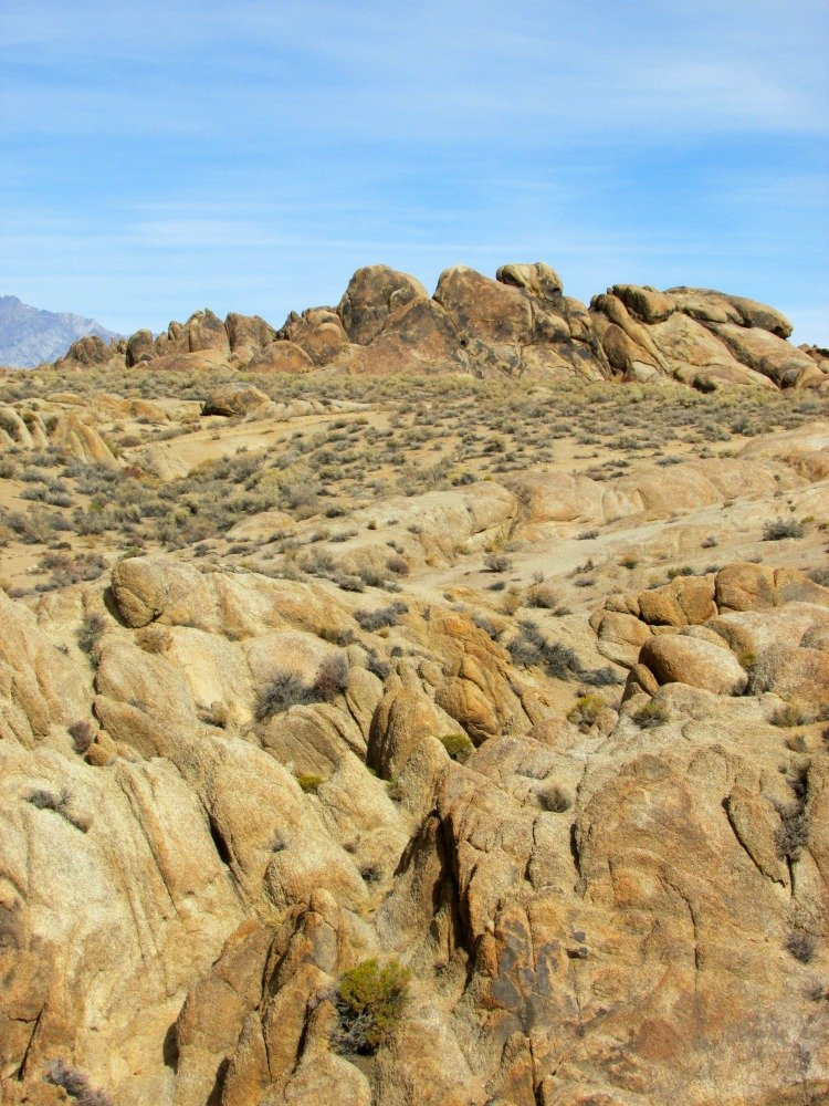 Alabama Hills, Eastern Sierra, California