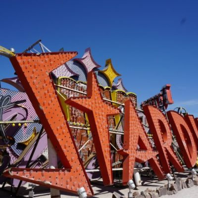 Las Vegas: The Outstanding Neon Museum