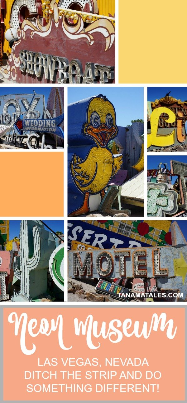 If you are in Las Vegas and want to do something different, ditch The Strip and head to the Neon Museum and enjoy the coolness of 150 signs and artifacts.