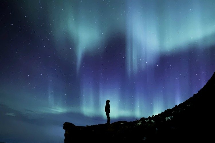 Arctic Cruise, Northern Lights, Aurora Borealis