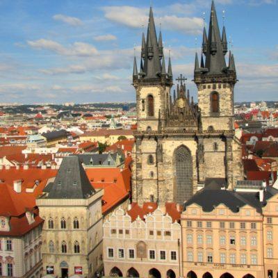 Free Walking Tour of Old Town Prague
