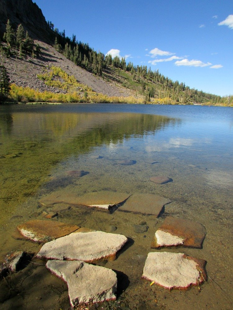 Mammoth Lakes, Basin, Thngs to do, Eastern Sierra, California, Lakes