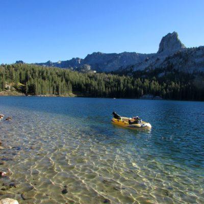 Stunning Stops at Mammoth Lakes Basin, California