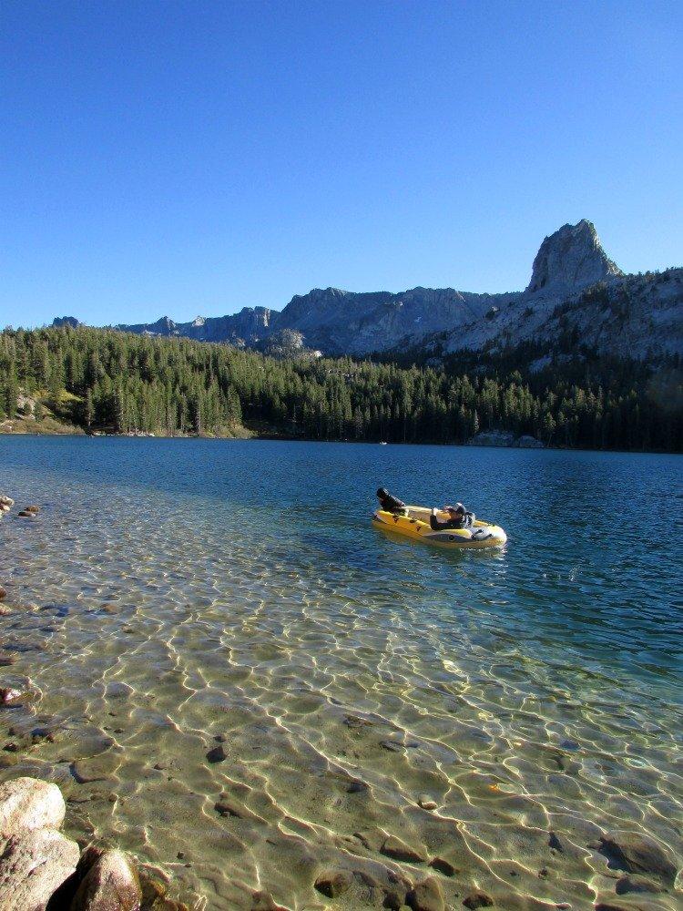 Stunning Stops At Mammoth Lakes Basin California Tanama