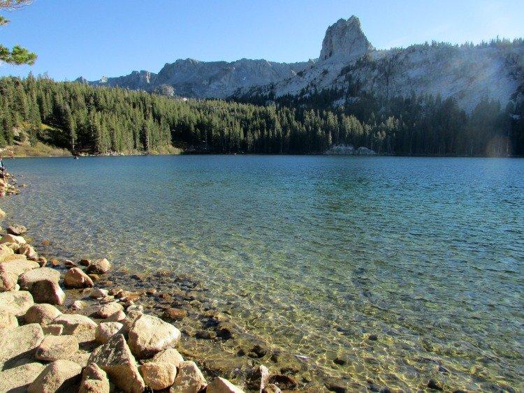 Mammoth Lakes, Basin, Thngs to do, Eastern Sierra, California, Lakes
