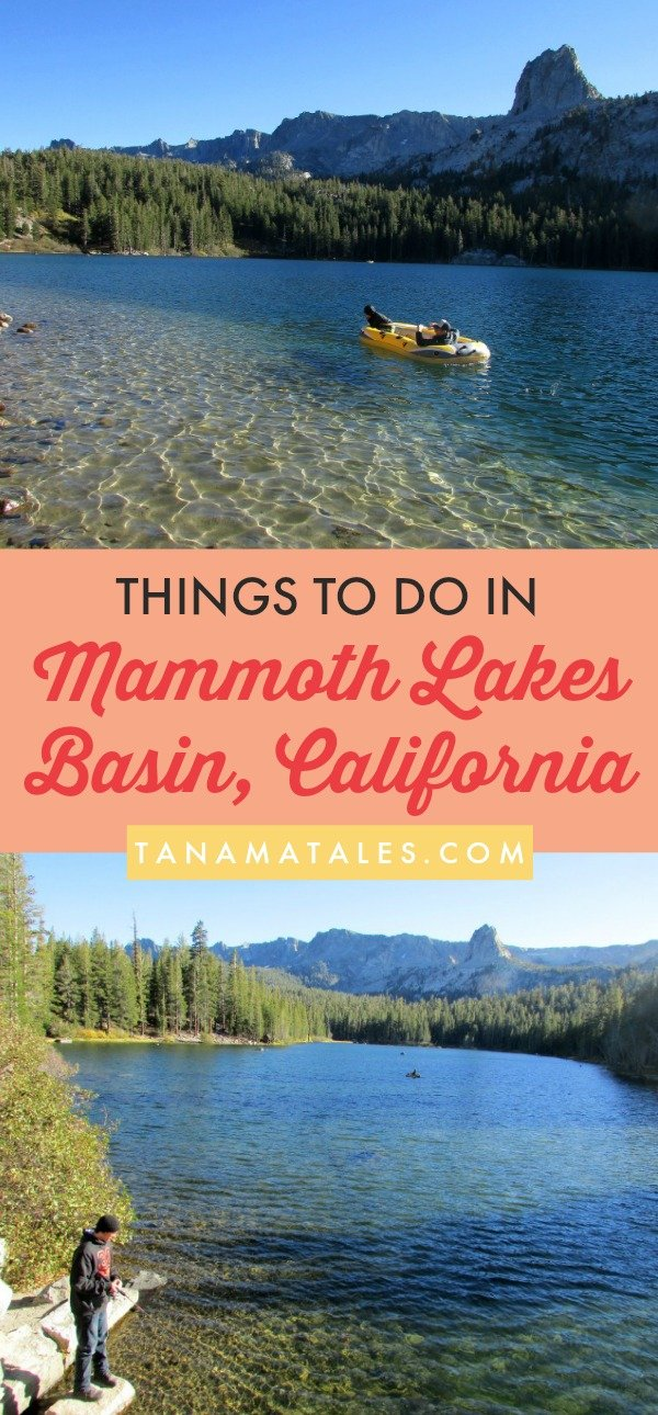 Things to do in Mammoth Lakes, California – It doesn't matter if you visit during summer, fall or winter. The Mammoth Lakes Basin has over a dozen lakes, tons of fishing spots, five campgrounds, several lodges, wedding venues and over 50 miles of hiking trails. In other words, this is paradise for those who are after adventure, romance or relaxation.