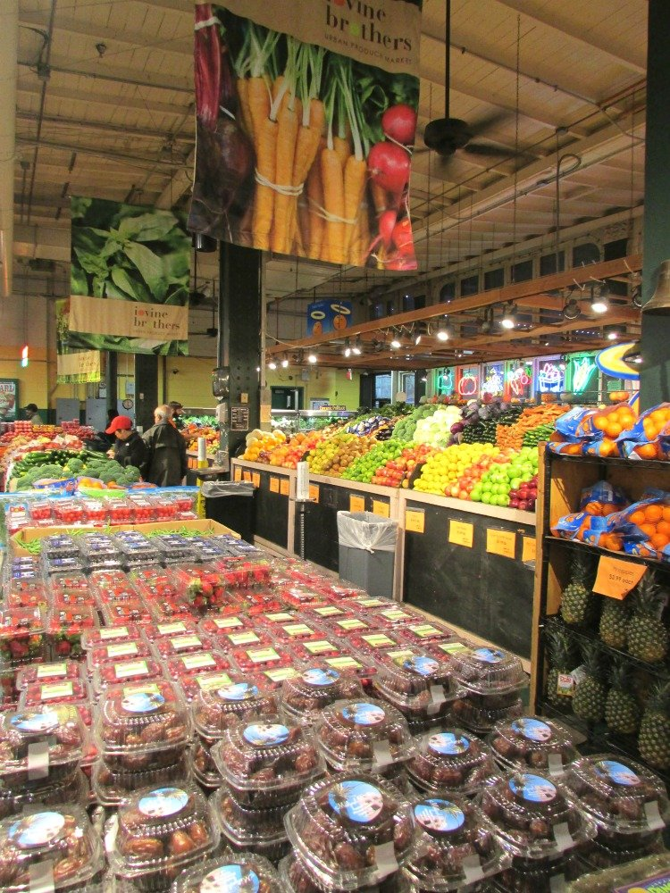 Pennsylvania, Philadelphia, Reading Terminal, Market, Hall