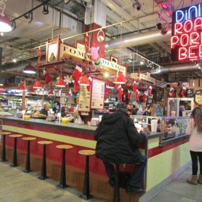 The Best of Philadelphia: Reading Terminal Market