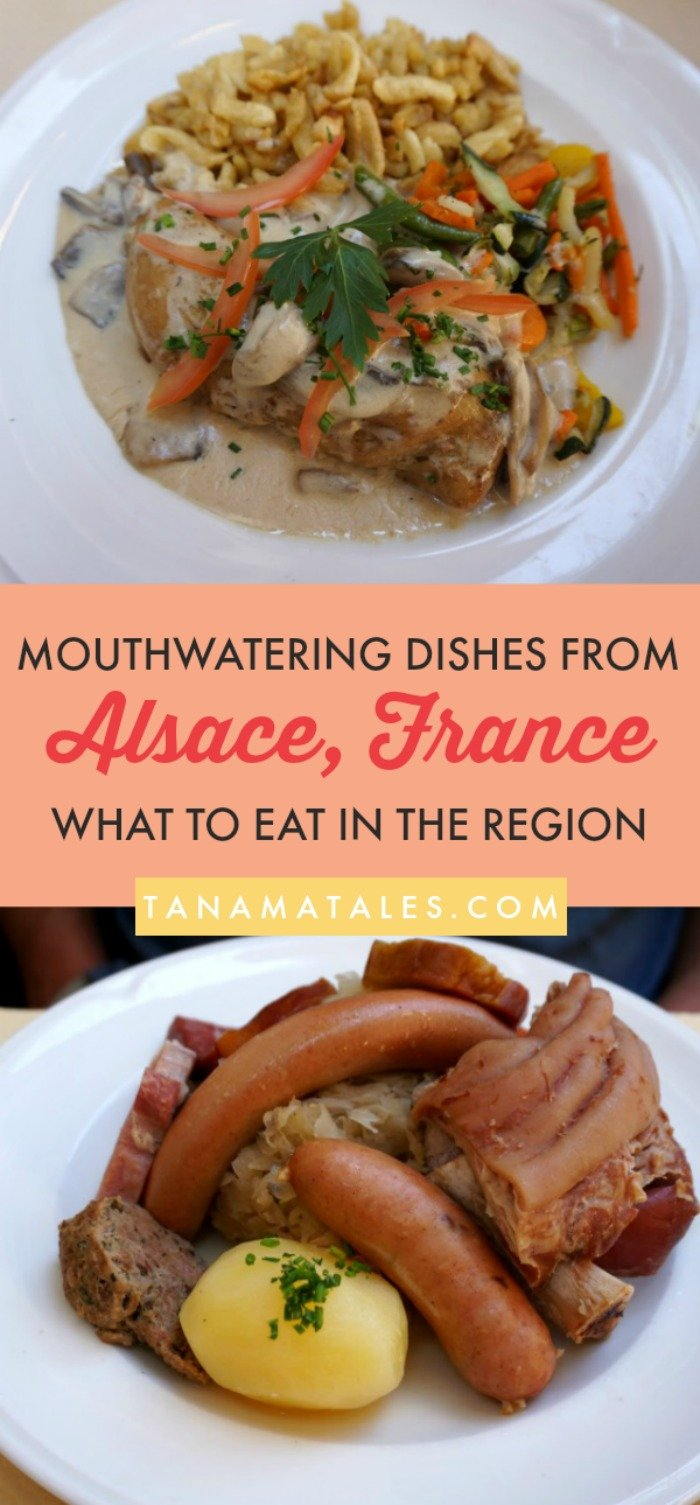 Things to do and eat in #Alsace, #France – Travel tips and ideas for #Strasbourg and #Colmar – Alsatian cuisine is a family-style cuisine impregnated with Germanic culinary traditions. This guide will guide you a short context of the Alsace-Lorraine area and will tells you what are the best dishes (food) of the region.