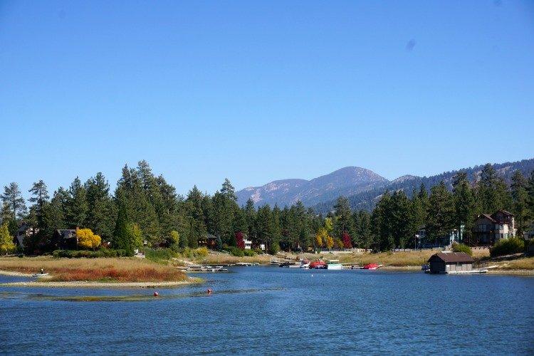 Big Bear Lake, San Bernardino, California, Los Angeles