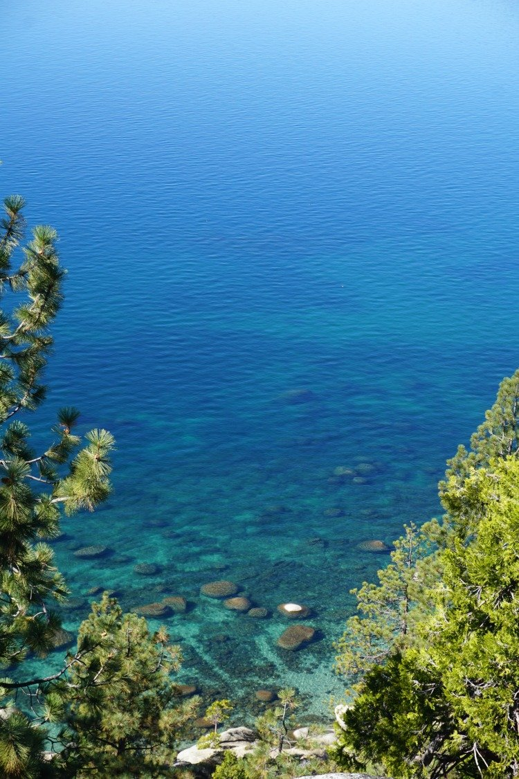 Secret Cove Lake Tahoe, Secret Cove Beach, Secret Harbor Lake Tahoe, Tahoe Beaches