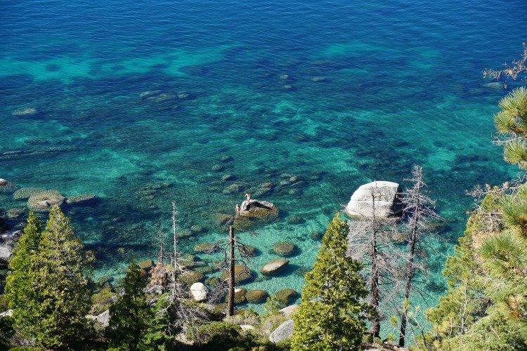 Drive Around Lake Tahoe, Secret Cove Lake Tahoe, Secret Cove Beach, Secret Harbor Lake Tahoe, Tahoe Beaches,