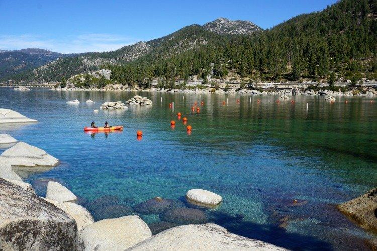 Sand harbor,Things to do in Lake Tahoe, Fun Things to do in Lake Tahoe, Summer Activities in Lake Tahoe, Nevada Side Lake Tahoe