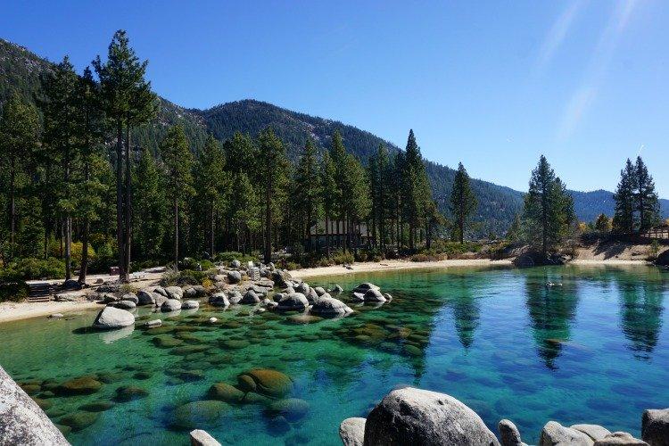 Drive Around Lake Tahoe: Nevada Side
