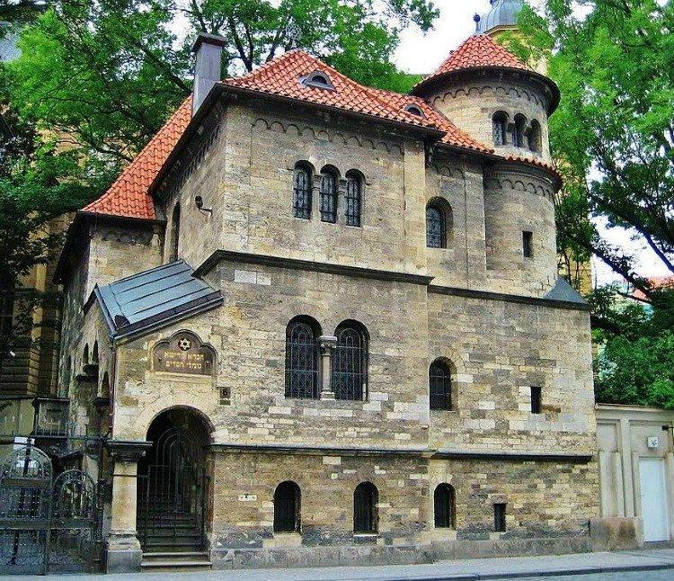 Ceremonial Hall, Jewish Quarter Prague