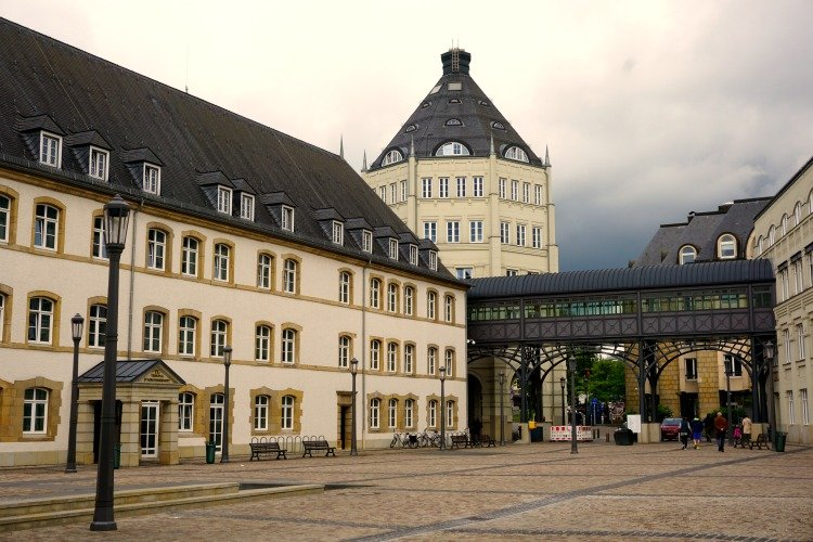 Cite Judiciaire, Luxembourg City