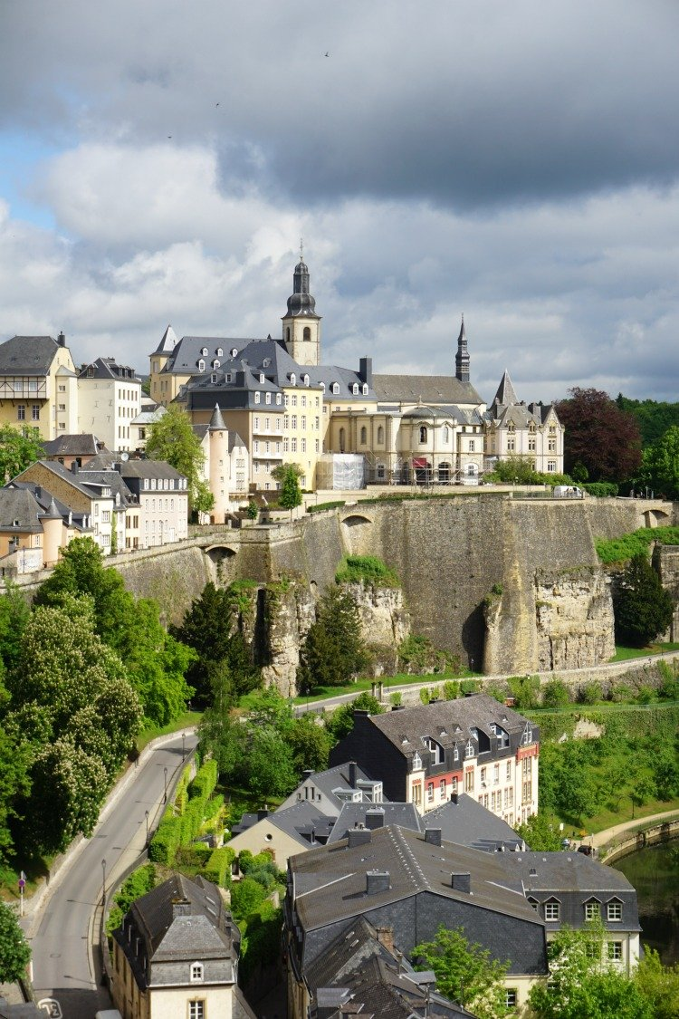 Chemin de la Cornice, Luxembourg Things to do