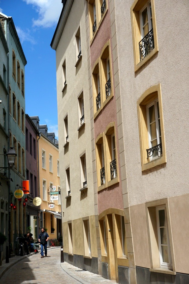 Center, Luxembourg City