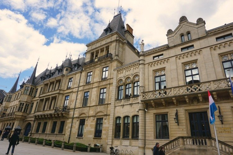 Palace of the Grand Dukes, What to See in Luxembourg City
