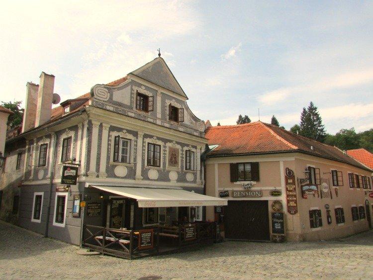 Cesky Krumlov Hostels, Cesky Krumlov Bus Station