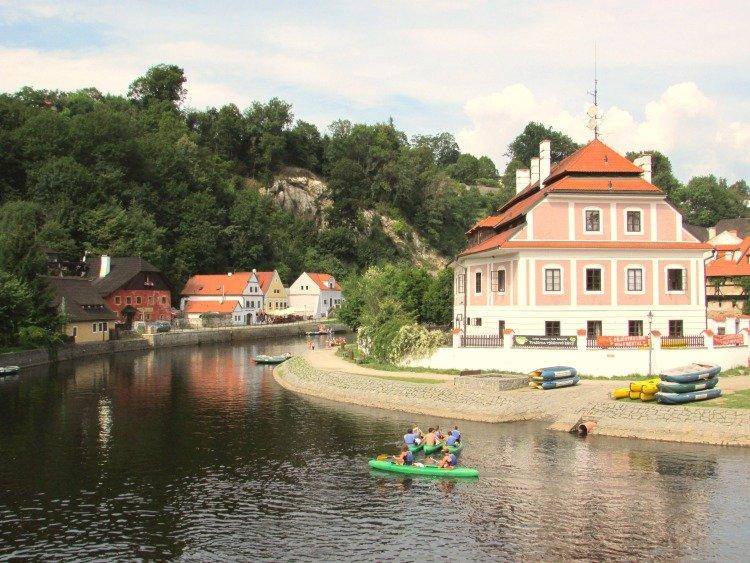 Prague to Cesky Krumlov Day Trip