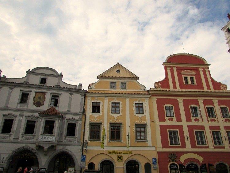 Vienna to Cesky Krumlov
