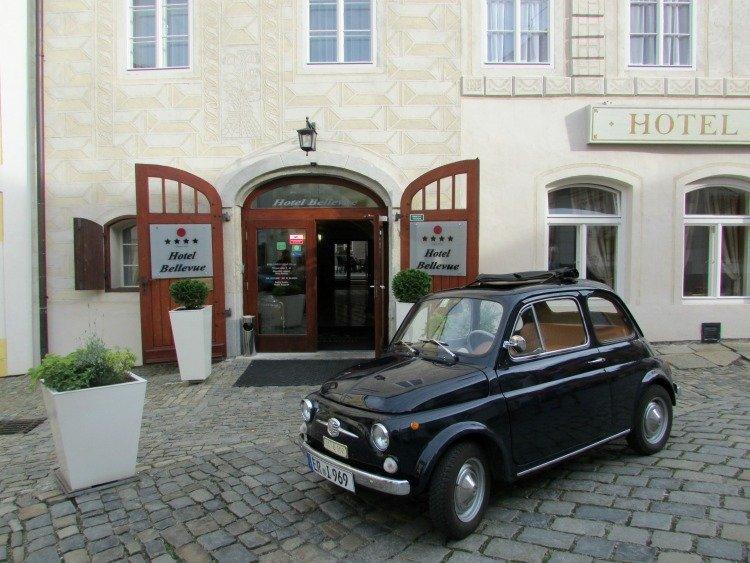 Hotels in Cesky Krumlov, Cesky Krumlov Accomodation